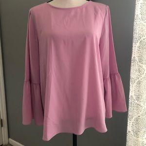 Apt. 9 pink blouse